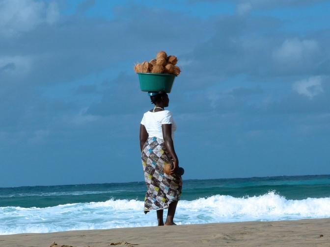 C'était une brise d'été sur les côtes du Sénégal…